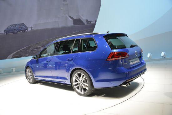 Volkswagen Concept R-Line Geneva