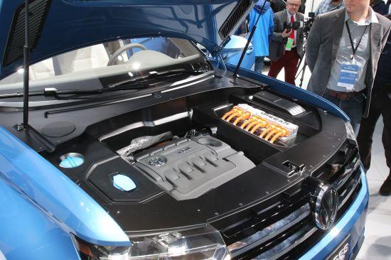 Volkswagen Cross Blue Detroit