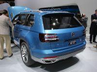 Volkswagen Cross Blue Detroit 2013