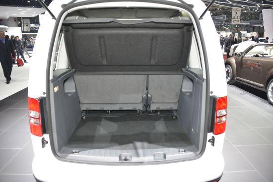 Volkswagen Cross Caddy Geneva