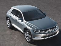 Volkswagen Cross Coupe Concept, 7 of 14
