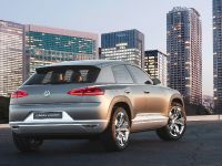 Volkswagen Cross Coupe Concept, 8 of 14