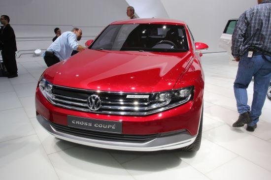 Volkswagen Cross Coupe Detroit