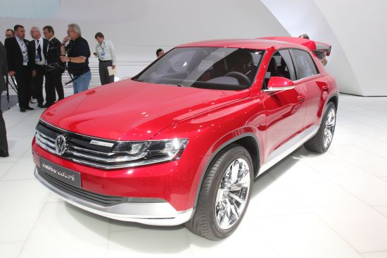 Volkswagen Cross Coupe Detroit