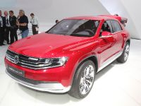 Volkswagen Cross Coupe Detroit 2013