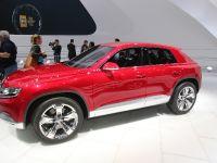 Volkswagen Cross Coupe Detroit 2013