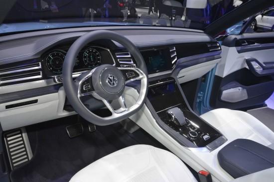 Volkswagen Cross Coupe GTE Detroit