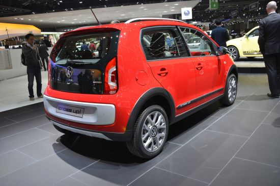Volkswagen cross up! Geneva