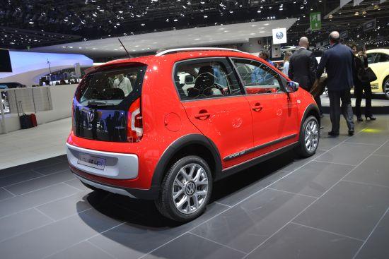 Volkswagen cross up! Geneva