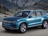 thumbnail image of Volkswagen Crossblue Concept