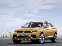 Volkswagen CrossBlue Coupe Concept, 3 of 16
