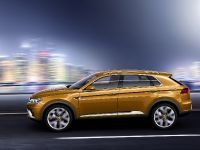 Volkswagen CrossBlue Coupe Concept, 6 of 16