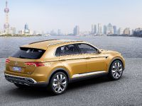 Volkswagen CrossBlue Coupe Concept, 8 of 16