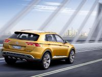 Volkswagen CrossBlue Coupe Concept, 9 of 16