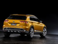 Volkswagen CrossBlue Coupe Concept, 10 of 16