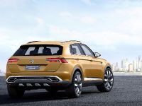Volkswagen CrossBlue Coupe Concept, 11 of 16