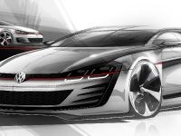 Volkswagen Design Vision GTI Concept, 1 of 8