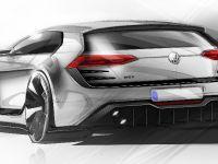 Volkswagen Design Vision GTI Concept, 2 of 8
