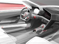 Volkswagen Design Vision GTI Concept, 4 of 8