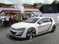 Volkswagen Design Vision GTI Concept, 7 of 8