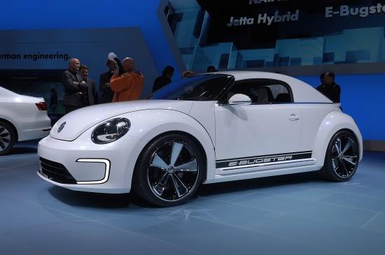 Volkswagen E-Bugster concept Detroit