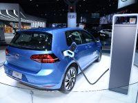 Volkswagen e-Golf New York 2014