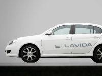 Volkswagen E-Lavida Concept, 1 of 6