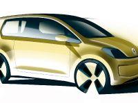 Volkswagen E-Up concept, 1 of 20
