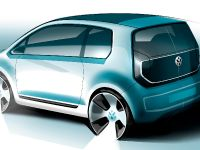 Volkswagen E-Up concept, 2 of 20