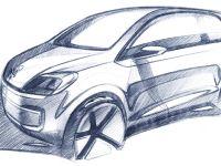 Volkswagen E-Up concept, 3 of 20