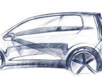 Volkswagen E-Up concept, 4 of 20