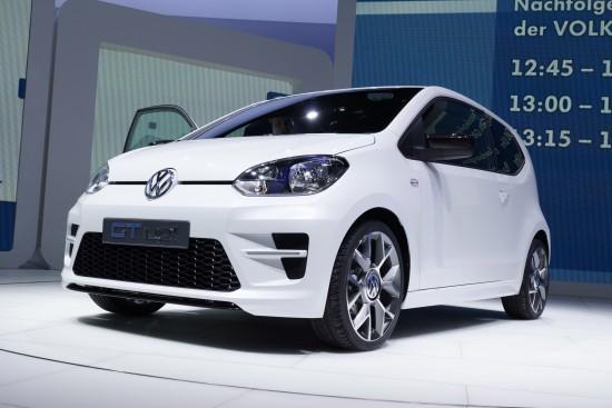 Volkswagen eco up Frankfurt