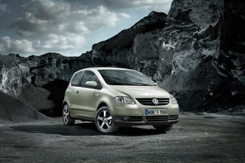 """Volkswagen уточняет Fox с более """"Стиль"""""""