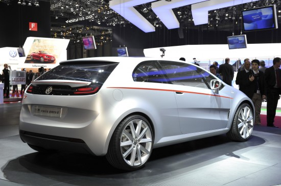 Volkswagen Giugiaro Tex concept Geneva