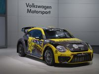 thumbnail image of Volkswagen Global Rallycross Beetle Chicago 2015