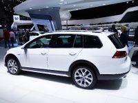 thumbnail image of Volkswagen Golf Alltrack Paris 2014
