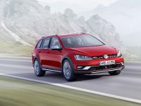 Volkswagen Golf Alltrack, 2 of 6