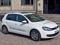 Volkswagen Golf blue-e-motion Concept, 1 of 3
