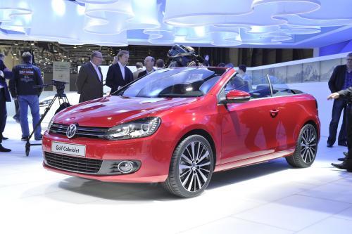 Volkswagen Golf 6 Cabrio коммерческих [видео]