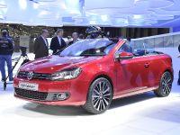 thumbnail image of Volkswagen Golf Cabriolet Geneva 2011