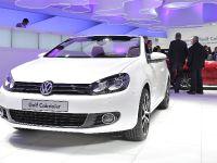 Volkswagen Golf Cabriolet Geneva 2011, 3 of 5
