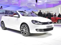 Volkswagen Golf Cabriolet Geneva 2011, 4 of 5