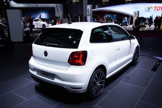 Volkswagen Golf GTE Paris