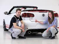 Volkswagen Golf GTI Cabrio Austria Concept, 7 of 9