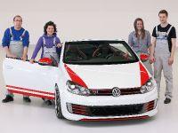 Volkswagen Golf GTI Cabrio Austria Concept, 9 of 9
