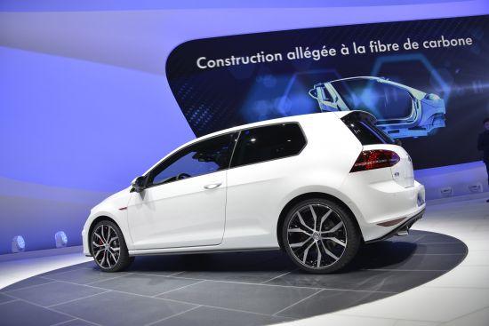 Volkswagen Golf GTI Geneva