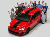 Volkswagen Golf GTI Wolfsburg Edition, 4 of 8