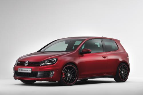 "Volkswagen Golf GTI \""Wörthersee 09\"" концепт-кар"