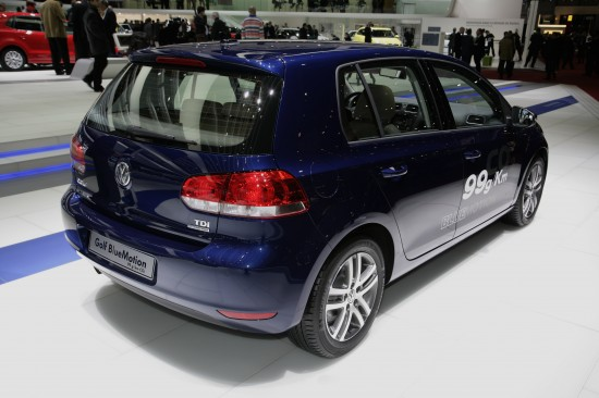 Volkswagen Golf Plus BlueMotion Geneva