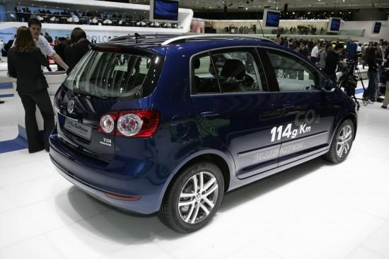Volkswagen Golf Plus BlueMotion Geneva